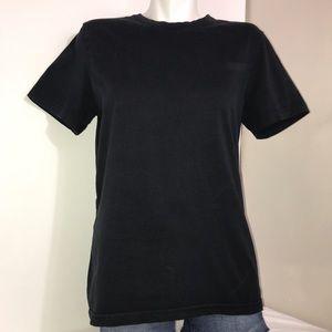George Black Essentials Crewneck Short Sleeve Top